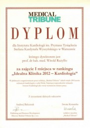 Dyplom Medical Tribune 2012.JPG